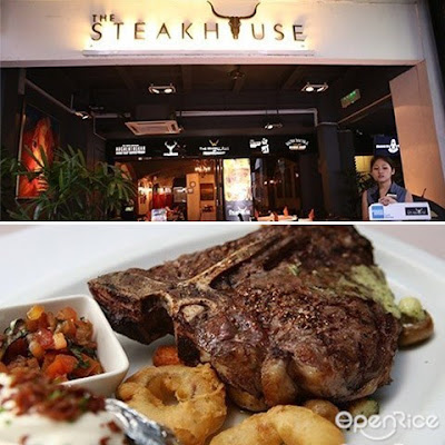 the best western food in Kuala Lumpur KL. the best steak in KL. Senarai restoran western food sedap di KL. Western food near me in KL with foodpanda.