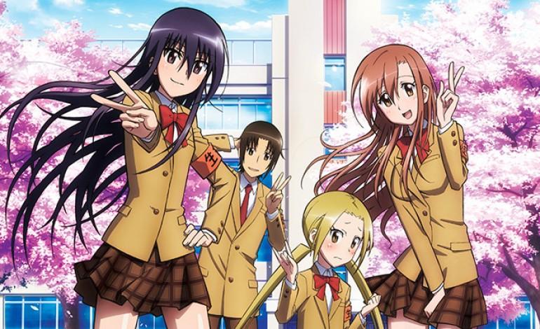 seitokai yakuindomo subtitle indonesia  movie   anime