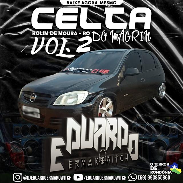 CD CELTA DO MAGRIN VOL.2 - DJ EDUARDO ERMAKOWITCH