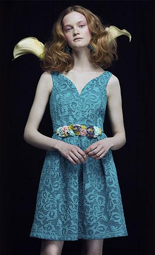 vestido corto fiesta moda joven El Corte Inglés