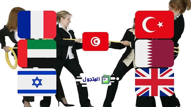 صراع العروش في تونس بين الشيطان و إبليس