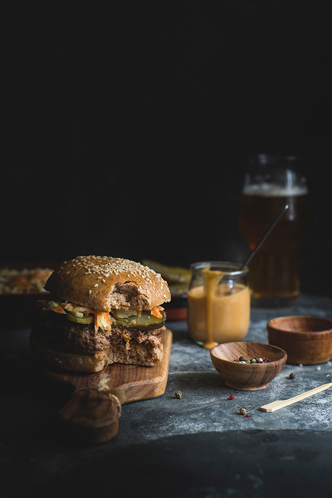 Nastrojowa fotografia kulinarna