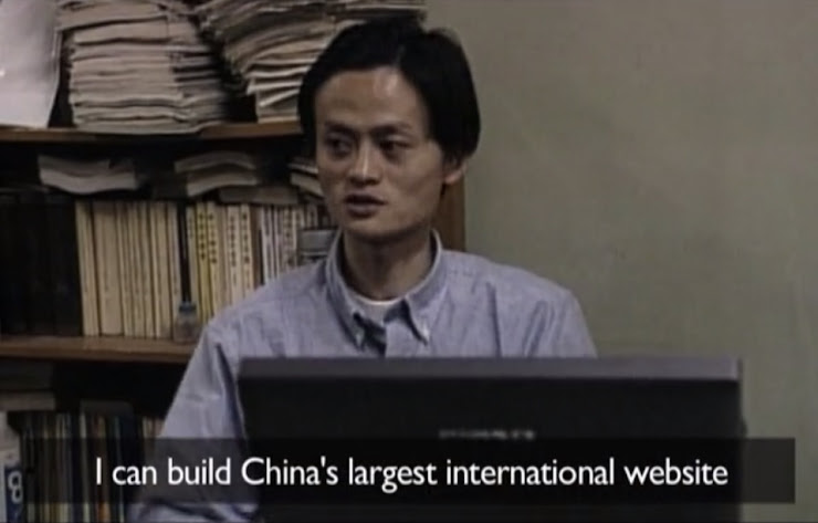 Jack Ma crea China Pages
