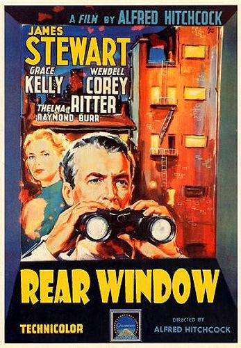 ヒッチコック 裏窓
