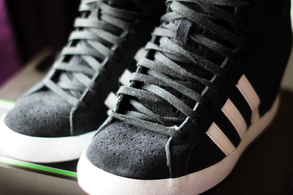 competitive price 07e59 e9e88 adidas basket wedge