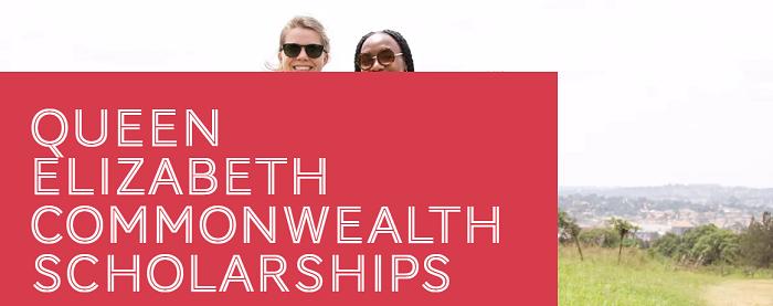 Permohonan Queen Elizabeth Commonwealth Scholarship online