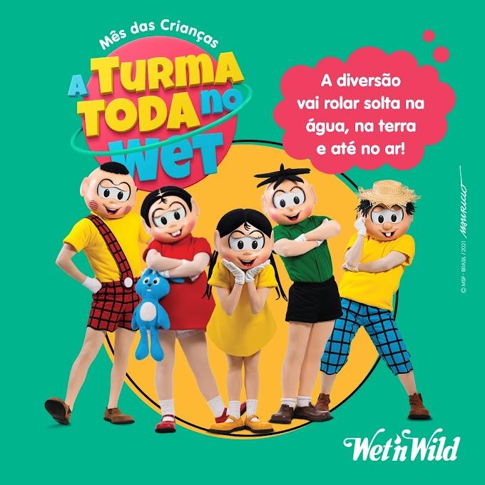 Wet'n Wild SP lança programação inédita de Dia das Crianças