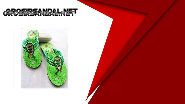 Sandal AMX Rawey Simplek Wanita Tasikmalaya