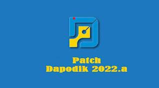 patch dapodik versi 2022a