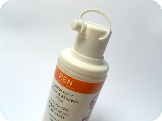 A picture of REN Glycolactic Radiance Renewal Mask