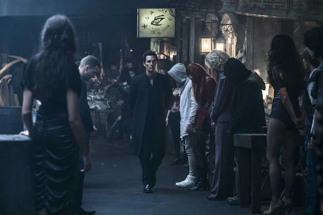 Matthew McConaughey como el Hombre Negro / La Torre Oscura 2017