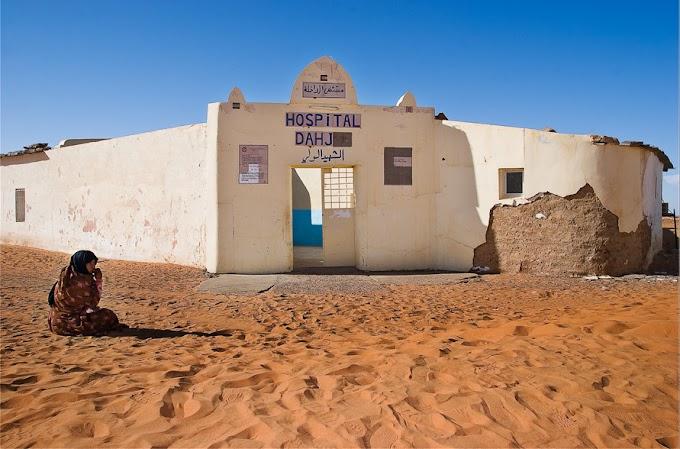 Desabastecimiento en los Hospitales de los campamentos de refugiados saharauis
