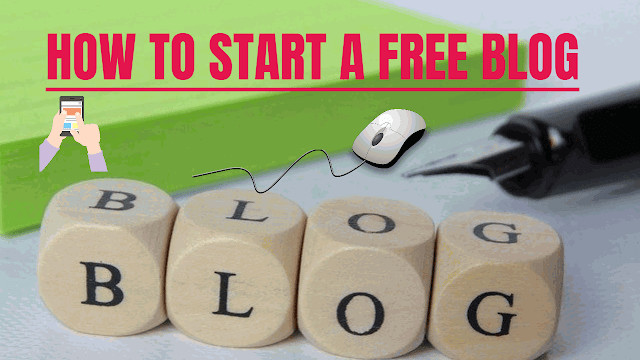 How to start a free blog to make money