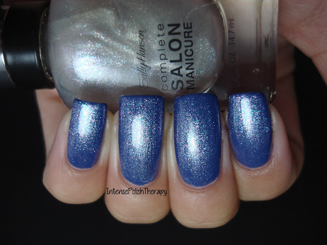Sally Hansen - Gleam Supreme over Beatnik