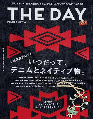 THE DAY (ザデイ) 2017年11月号 raw zip dl