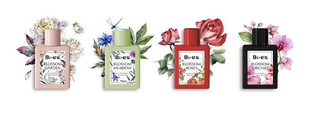 Powiew wiosny wraz z limitowaną kolekcją BLOSSOM marki Bi-es !