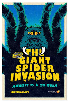 RiffTrax Live 2019 The Giant Spider Invasion from Fathom Events