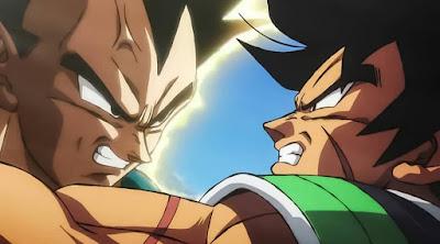 Dragon Ball Super Broly Movie Image 1
