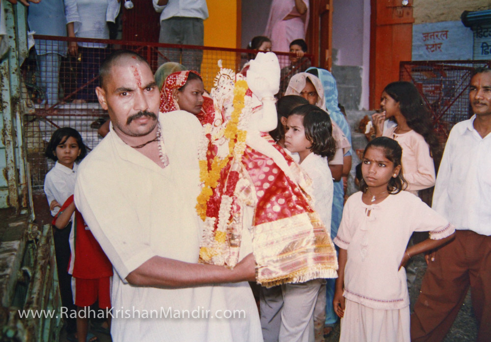 temple radha krishna