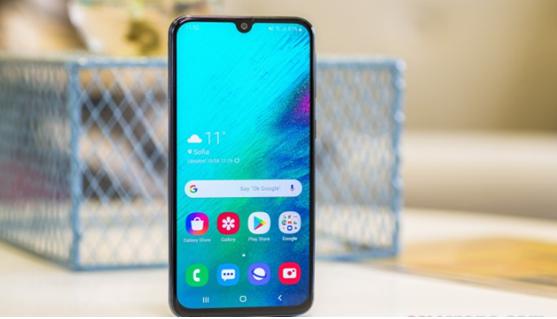 سعر ومواصفات samsung Galaxy A40