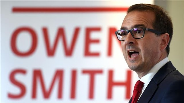 Brexit : Owen Smith vows to block Brexit unless new vote held