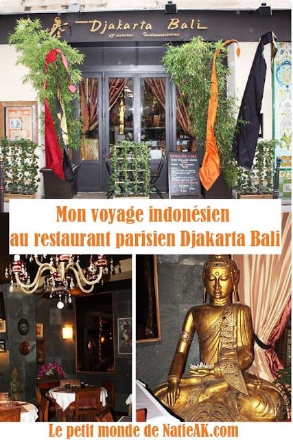 restaurant parisien Djakarta Bali avis