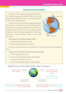 4. Sınıf Fen Bilimleri Ders Kitabı Cevapları Ata Yayınları Sayfa 149