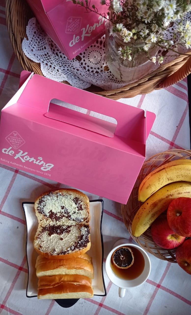 Roti Sisir dari De Koning Cake