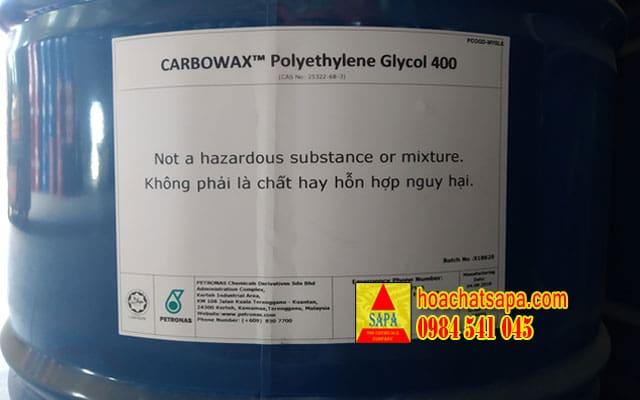 Dung môi Polyethylene Glycol (PEG400)