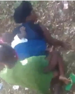 Between A Lady Backing Her Baby And A Man 6