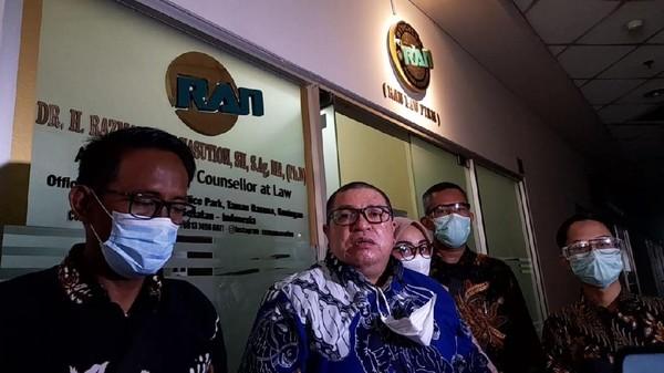 Razman Arif Nasution Jawab Sindiran Pansos: Wow!