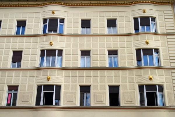 ljubljana art nouveau miklošičeva cesta maison hribar