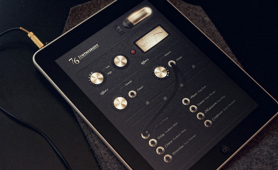 76 Synthesizer music app for ios