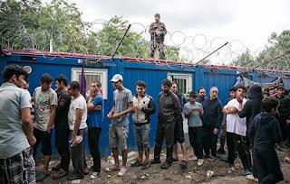 Германия не высылает беженцев