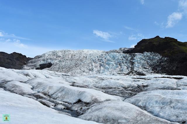 Glaciar Falljökull, Islandia
