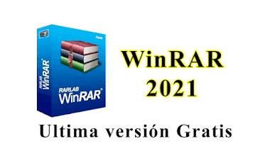 WinRAR última versión