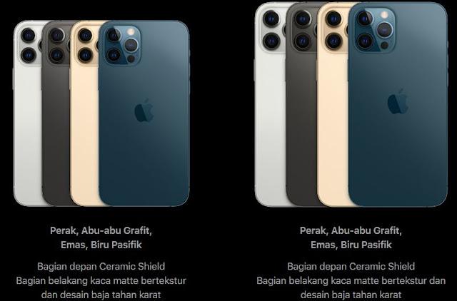 5 Perbedaan iPhone 12 Pro dan iPhone 12 Pro Max