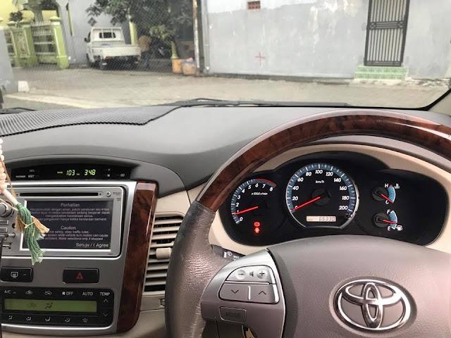 harga mobil Toyota Innova V tahun 2013 Manual