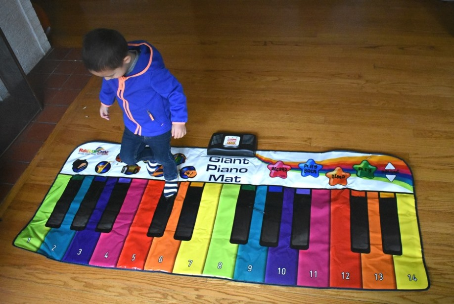 Kidzlane Floor Piano