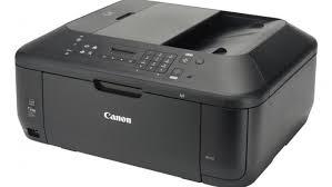 Canon PIXMA MX455 Driver Download and Manual Setup