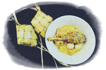 Opor Ayam dan Ketupat   Cerpen Gandi Sugandi