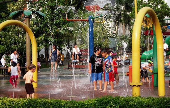 Liburan Anak di Daerah Kemang Jakarta : Playparq