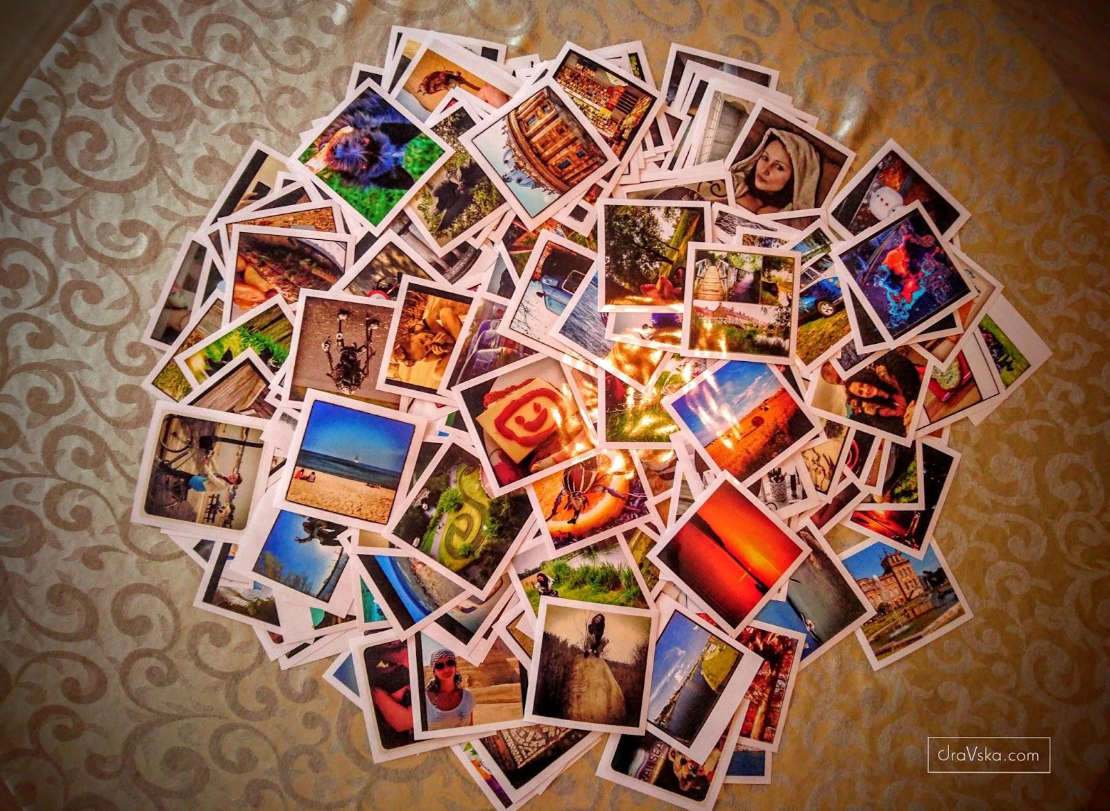 20 sposobów na wydrukowanie Twoich zdjęć z instagrama