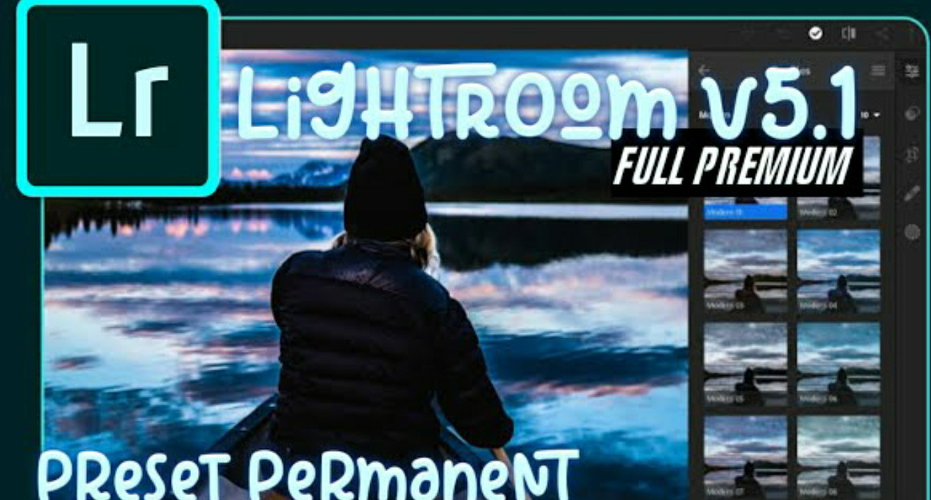 Download Adobe Lightroom Mod Apk v5.1 + Preset Permanent