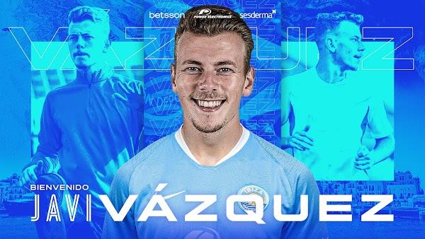 Oficial: Sevilla, Javi Vázquez sale traspasado al UD Ibiza