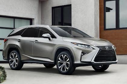 2019 Lexus RX Review, Specs, Price