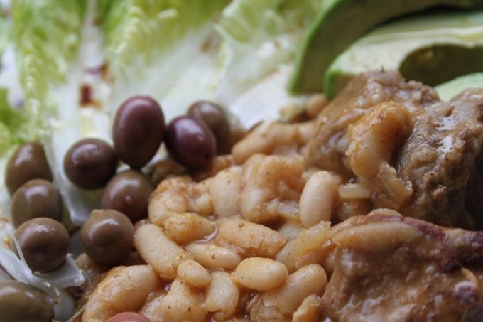 Gros haricots au piment à la Tezcucana #challengeLireManger