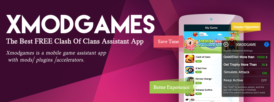 Xmodgames Apk Download 2.3.6 latest Version For Android [No Root] 1