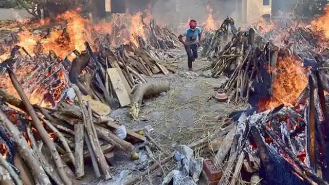 করোনায় ভারতে একদিনে আরো ৪ হাজার ২০৯ জনের মৃত্যু