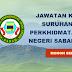Minima PT3/PMR Layak Memohon Jawatan Kosong Suruhanjaya Perkhidmatan Awam Negeri Sabah (SPANS)